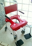 Go-Anywhere Commode 'n Shower Chair CS